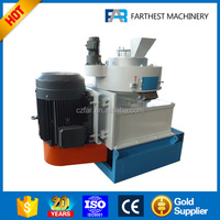 Palm Sawdust Wood Pellet Making Machine