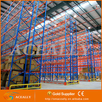heavy duty steel shelving,high bay rack,wire mesh display stand