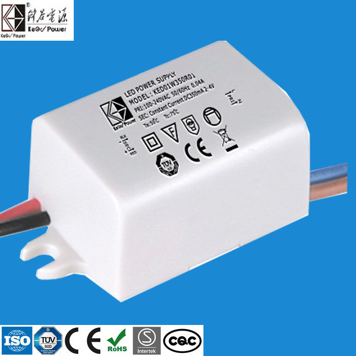 Switch Power Supply Constant Current LED Driver with CE,TUV