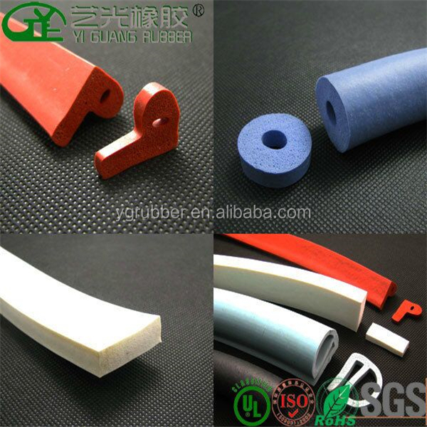 closed cell rubber foam for heat transfer machine
