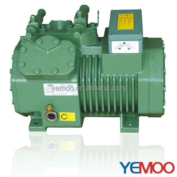 YEMOO R507a 4hp cold room bitzer semi hermetic piston compressor for sale used