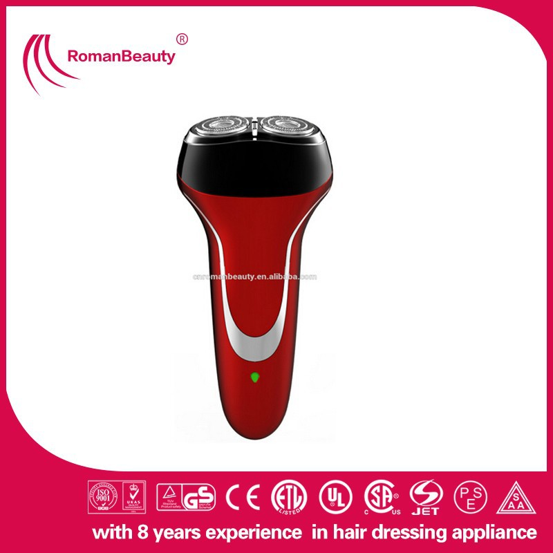 Rechargeable stainless steel blade Electric fabric Reciprocating Manual Shaver