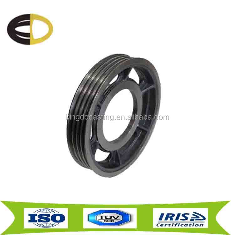 OEM Ductile Iron, Gray Iron Cast Iron Wheels