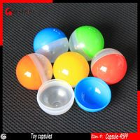 Strong PP material plastic capsule for vending machines