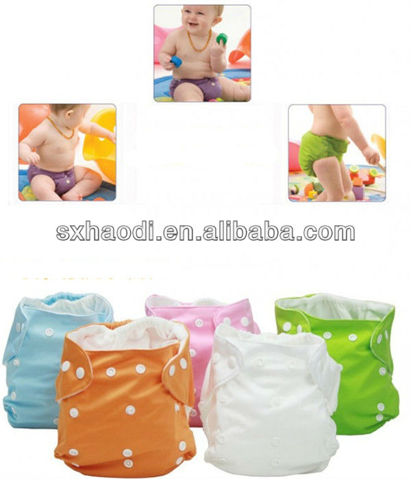 Cloth Diaper Reusable Washable Sweet Baby Cloth Diaper