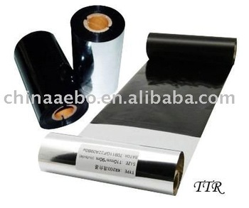 thermal transfer ribbon -wax ribbon