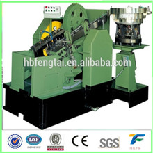 Hot sale automatic thread rolling Screw making machine