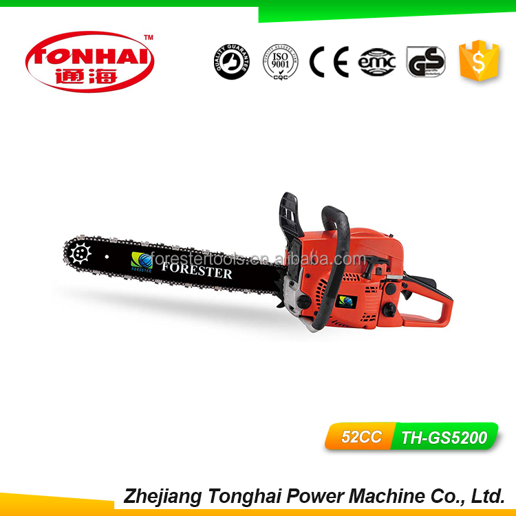 High Speed TH-GS5803 PSingle Cylinder Air-forced Cool 2 Stroke Saw ryobi chainsaws