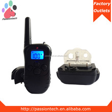 330yd Remote E-collar Rechargeable 2 Dog Training Collar Safe Beep, Vibration Shock Electronic Electric Collar