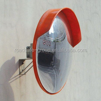 Round Convex Mirror Metal Reflector