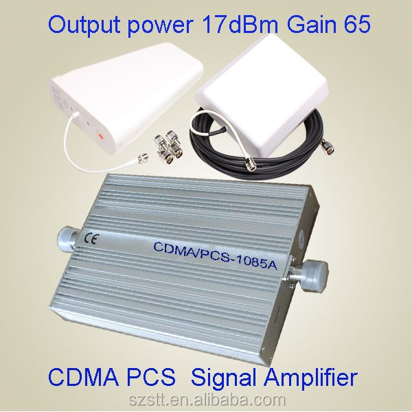 Mobile signal booster 850&1900mhz, cdma smartphone mobile phone signal repeaters