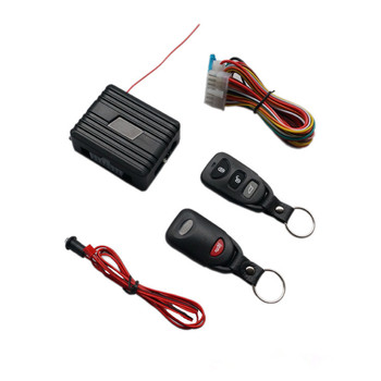 Universal trunk positive and negative car keyless entry system