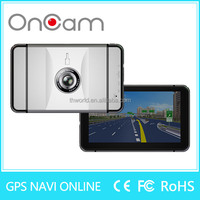 GPS Navigator with india map M6X Bluetooth Android dvr wifi car camera