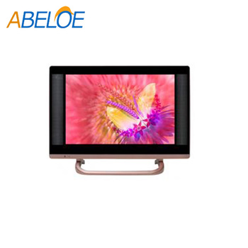 High Quality 15 Inch Cheap LED LCD TV HD Small Size Metro Africa TV
