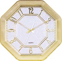16 inches quartz analog plastic wall clock time clock