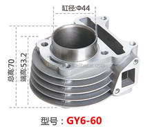SCOOTER GY6-60 MOTORCYCLE CYLINDER KITS/MOTORCYCLE CYLINDER BLOCK,50CC MOTORCYCLE