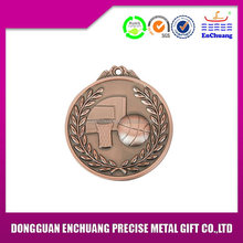 Quality hot selling university sport medallion