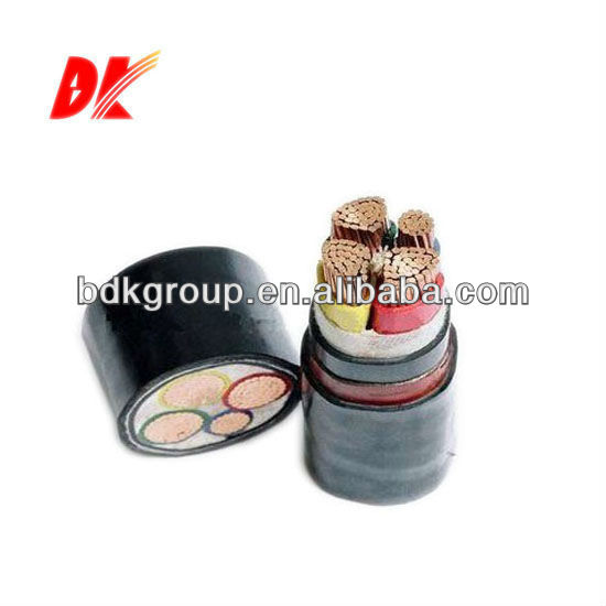 Low Voltage Underground Multicore Power Cable