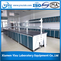 stainless steel chemical laboratory test bench