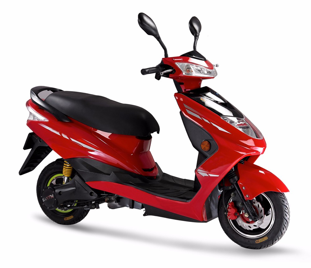 good performance fast powerful electric motorcycle 800w