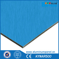 2012 new building construction materials 1220mm*2440mm alucobond acp for wall cladding 17-year experience fireproof acp