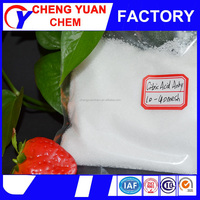 SGS/BV/ISO plant chemical formula of citric acid food additives