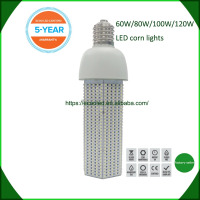 AC100-300V 60w 80w 100w 120w e27 e40 led corn light