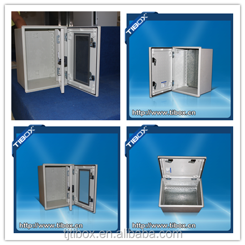 SMC/DMC glass reinforced polyester corrosion-proof enclosures with high quality