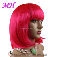Minhong Factory Funny Cosplay Wig Party ig Carnival Wig Halloween wig