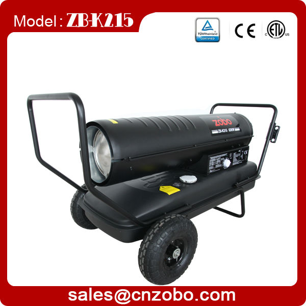 High Efficiency Diesel Air Heater