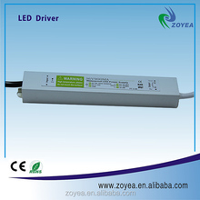 high quality waterproof constant current led driver 750ma