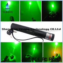 2014 New Laser 532nm Laser Pen Laser Pointer 10000mw green light high powered instantly burning matchs +Saftey key laserpointer