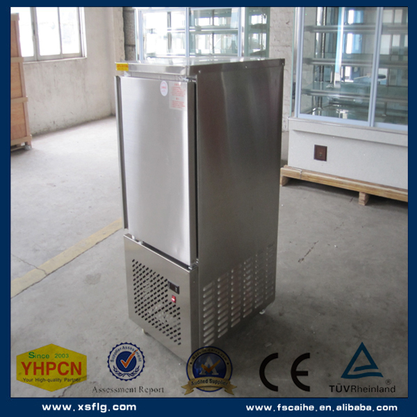 china freezer suit industrial blast freezers