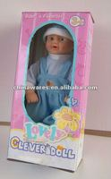 "18""Inch hot selling toys plastic doll PAFJ05PI"