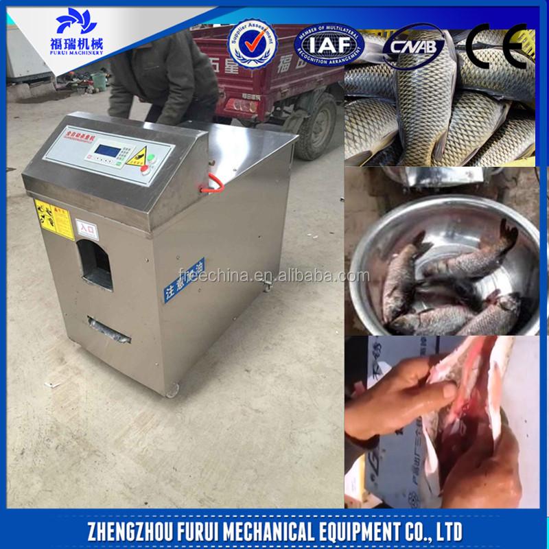 2016 Automatic Fish Cleaning Machine Fish Gutting Machine