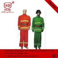 nomex fire retardant clothing for fire fighter