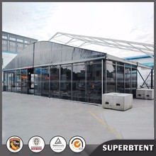 Factory direct black commercial arch tents