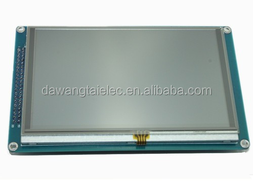 "5.0"" TFT LCD Screen Module: TFT01-5.0 LCD Touch Shield LCD Module for Ardu"
