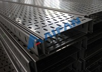 Professional cable tray supplier cable management system