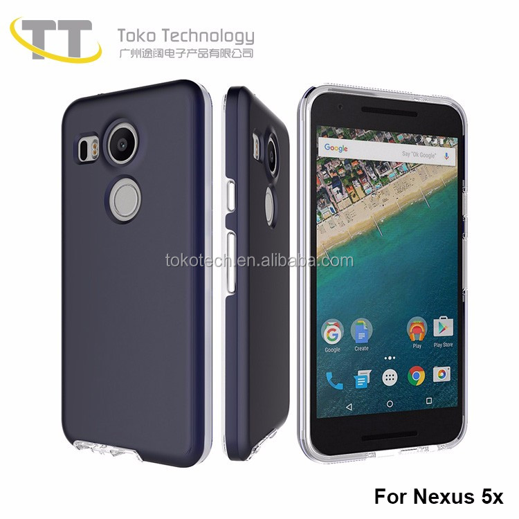 TPU+PC Cheap Cell Cases for Nexus 5X,Tpu Mobile Phone Case
