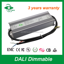 good quality waterproof 50w 700mA switch power supply dali dimmable electronic led driver