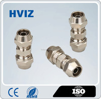 union compression coupling copper connector, pipe fitting, gas pipe compression fittings