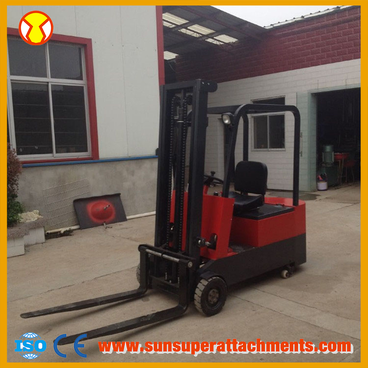 New Product Electric Low Profile 2.0 Tons Fork Lift