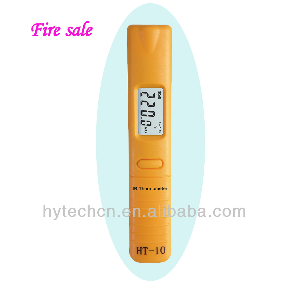HT-10 Pen sharp infrared thermometer measuring instruments for temperature