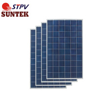 Best price poly solar module 60 cell 275W solar panel for solar power system