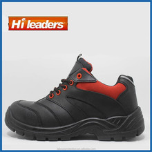 New Design Electric insulation Genuine leather Safety Shoes With Metal Free