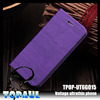 New Arrival Hot sale back cover leather case for galaxy s4 mini