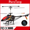 Big Hot Sale 2.4G 3.5 Channel Metal rc helicopter with wireless camera Hd Gyro Led Screen