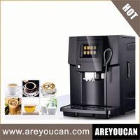 4 in 1 Fully Automatic one touch Espresso Coffee Machine new