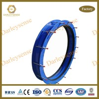 Dedicated Coupling for Ductile Iron Pipe